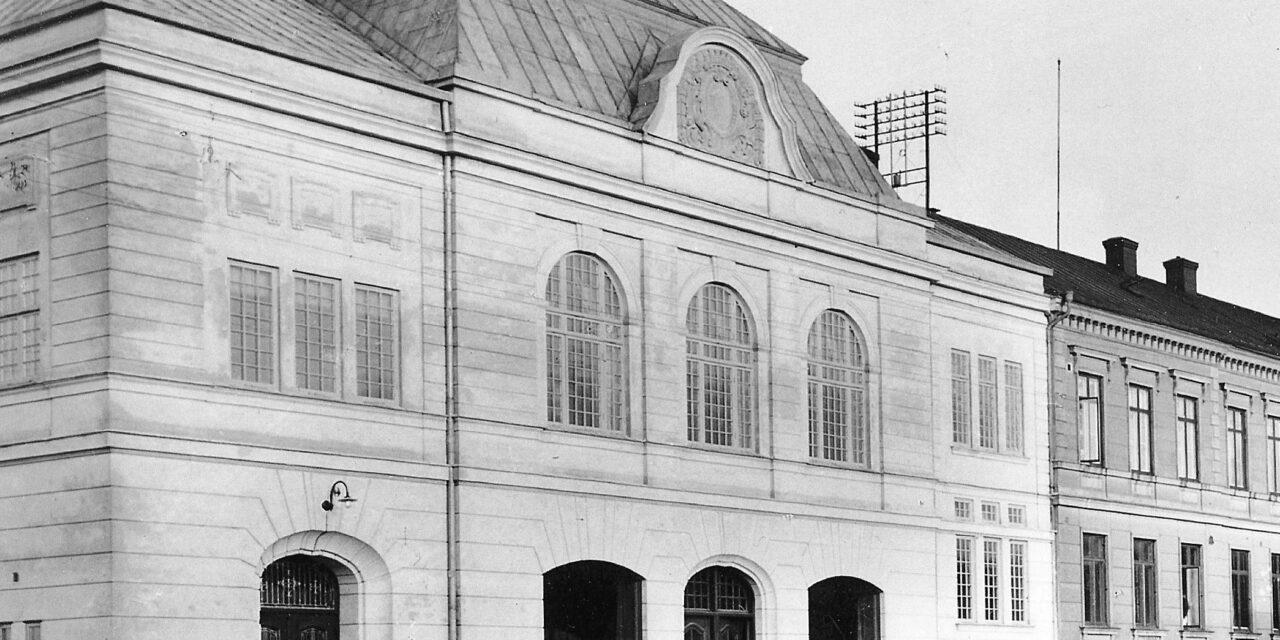 Biografverksamheten i Laholms stad 1897-1939