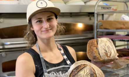 Byns bubbliga bagare bakar bästa brödet
