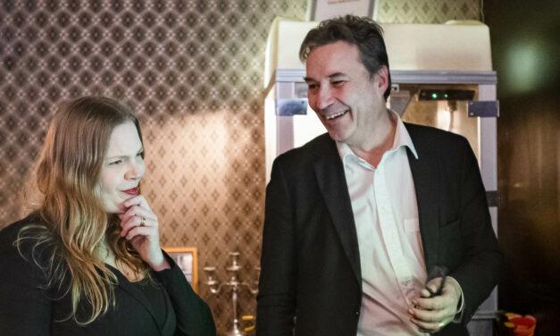 Tina Karlsson och Mikael Bengtsson: Bäst i Sverige på att visa svensk film?