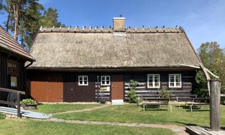 Hembygdsgården i Våxtorp